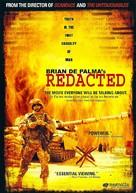 Redacted - DVD cover (xs thumbnail)