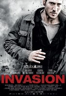 Invasor - French DVD cover (xs thumbnail)