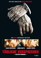 Eastern Promises - German poster (xs thumbnail)