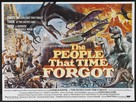 The People That Time Forgot - British Movie Poster (xs thumbnail)
