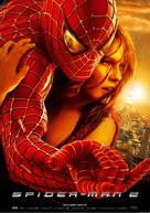 Spider-Man 2 - German Movie Poster (xs thumbnail)
