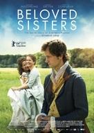 Die geliebten Schwestern - German Movie Poster (xs thumbnail)