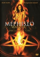 The Mephisto Waltz - German DVD movie cover (xs thumbnail)