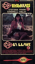 La chiave - Argentinian Movie Cover (xs thumbnail)