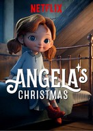 Angela's Christmas - Canadian Movie Poster (xs thumbnail)