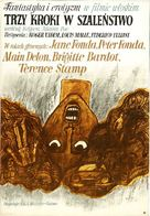 Histoires extraordinaires - Polish Movie Poster (xs thumbnail)