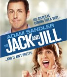 Jack and Jill - Blu-Ray movie cover (xs thumbnail)
