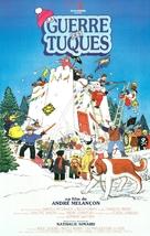 La guerre des tuques - Canadian Movie Poster (xs thumbnail)