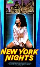 New York Nights - German VHS cover (xs thumbnail)