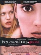 Girl, Interrupted - Polish Movie Poster (xs thumbnail)