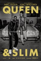 Queen & Slim - French Movie Poster (xs thumbnail)