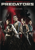 Predators - DVD cover (xs thumbnail)