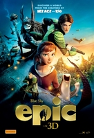 Epic - Australian Movie Poster (xs thumbnail)