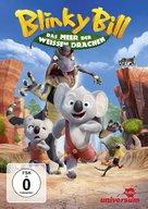Blinky Bill the Movie - German DVD cover (xs thumbnail)