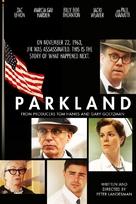Parkland - DVD cover (xs thumbnail)