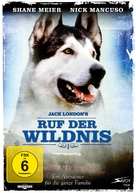 Call of the Wild - German Movie Cover (xs thumbnail)