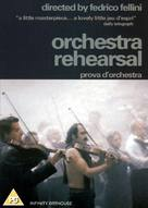 Prova d'orchestra - British Movie Cover (xs thumbnail)
