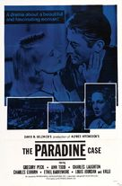 The Paradine Case - Re-release poster (xs thumbnail)