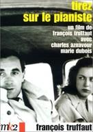 Tirez sur le pianiste - French DVD cover (xs thumbnail)