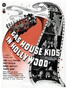 The Gas House Kids in Hollywood - Movie Poster (xs thumbnail)