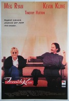 French Kiss - Turkish Movie Poster (xs thumbnail)