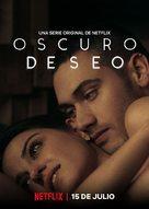 """Dark Desire"" - Mexican Movie Poster (xs thumbnail)"