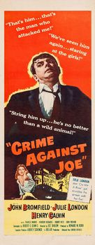 Crime Against Joe - Movie Poster (xs thumbnail)