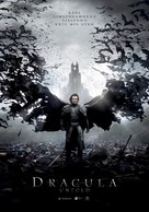 Dracula Untold - Greek Movie Poster (xs thumbnail)