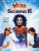 Weird Science - DVD movie cover (xs thumbnail)