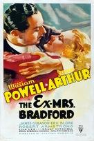 The Ex-Mrs. Bradford - Movie Poster (xs thumbnail)