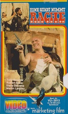 A Town Called Bastard - German VHS movie cover (xs thumbnail)