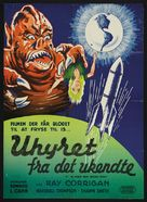 It! The Terror from Beyond Space - Danish Movie Poster (xs thumbnail)