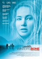 Winter's Bone - German Movie Poster (xs thumbnail)