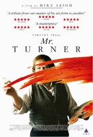 Mr. Turner - South African Movie Poster (xs thumbnail)