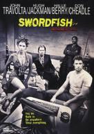 Swordfish - DVD cover (xs thumbnail)