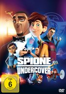 Spies in Disguise - German DVD movie cover (xs thumbnail)