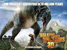 Walking with Dinosaurs 3D - British Movie Poster (xs thumbnail)