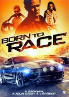 Born to Race - French DVD cover (xs thumbnail)