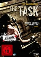 The Task - German DVD cover (xs thumbnail)