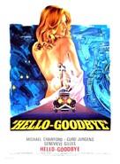 Hello-Goodbye - French Movie Poster (xs thumbnail)
