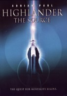 Highlander: The Source - Movie Cover (xs thumbnail)
