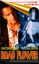 The Road Killers - French VHS movie cover (xs thumbnail)