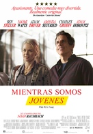 While We're Young - Argentinian Movie Poster (xs thumbnail)