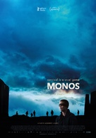 Monos - Dutch Movie Poster (xs thumbnail)