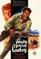 From Hell to Texas - German Movie Poster (xs thumbnail)