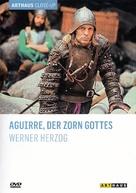 Aguirre, der Zorn Gottes - German DVD cover (xs thumbnail)