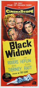 Black Widow - Australian Movie Poster (xs thumbnail)