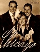 In Old Chicago - German poster (xs thumbnail)