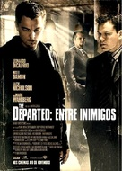 The Departed - Portuguese Movie Poster (xs thumbnail)