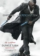 The Dark Tower - German Movie Poster (xs thumbnail)